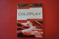 Coldplay - 28 Songs Songbook Notenbuch  Easy Piano Vocal