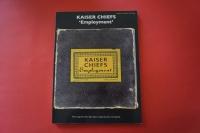 Kaiser Chiefs - Employment Songbook Notenbuch Piano Vocal Guitar PVG