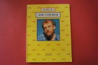 Joe Cocker - The Best of (gelb) Songbook Notenbuch Piano Vocal Guitar PVG