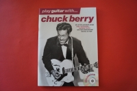 Chuck Berry - Play Guitar with (mit CD) Songbook Notenbuch Vocal Guitar