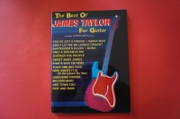 James Taylor - The Best of for Guitar Songbook Notenbuch Vocal Guitar