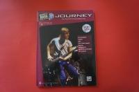 Journey - Ultimate Bass Playalong (mit 2 CDs) Songbook Notenbuch Vocal Bass