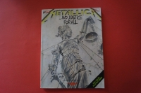 Metallica - And Justice for all (ältere Ausgabe, mit Poster) Songbook Notenbuch Vocal Guitar