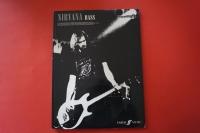 Nirvana - Bass Playalong (ältere Ausgabe, mit CD) Songbook Notenbuch Vocal Bass