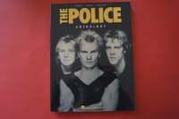 Police - Anthology Songbook Notenbuch Piano Vocal Guitar PVG