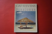 Cat Stevens - Foreigner Songbook Notenbuch Piano Vocal Guitar PVG