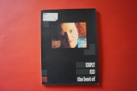 Simply Red - The Best of Songbook Notenbuch Piano Vocal Guitar PVG