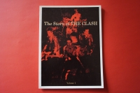 Clash - The Story of the Clash Volume 1 Songbook Notenbuch Piano Vocal Guitar PVG