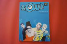 Aqua - Aquarium Songbook Notenbuch Piano Vocal Guitar PVG