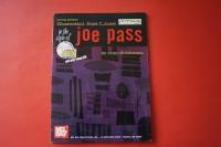Joe Pass - Essential Jazz Lines (mit CD) Notenbuch Guitar