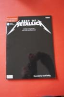 Metallica - Best of (mit Audiocode) Songbook Notenbuch Violin