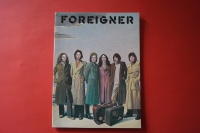 Foreigner - Foreigner Songbook Notenbuch Piano Vocal Guitar PVG