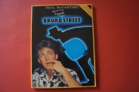 Paul McCartney - Give my Regards to Broad Street Songbook Notenbuch Piano Vocal Guitar PVG