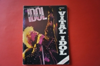 Billy Idol - Vital Idol (mit Poster) Songbook Notenbuch Vocal Guitar
