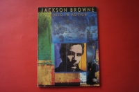 Jackson Browne - World in Motion Songbook Notenbuch Piano Vocal Guitar PVG