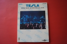 Tesla - Five Man Acoustical Jam Songbook Notenbuch Vocal Guitar