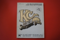 KC and the Sunshine Band - Music from two Hit Albums .Songbook Notenbuch .Piano Vocal Guitar PVG