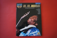B.B. King - Guitar Playalong (mit CD) Songbook Notenbuch Vocal Guitar
