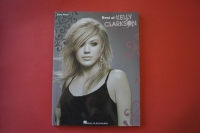 Kelly Clarkson - Best of Songbook Notenbuch Easy Piano Vocal