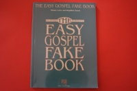 The Easy Gospel Fake Book Songbook Notenbuch Vocal Easy Guitar