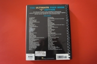 The Ultimate Fake Book (4th Edition) over 1200 Songs Songbook Notenbuch C-Instruments