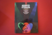 Broadway Hits of the 80s & 90s (Solo Piano) Songbook Notenbuch Piano