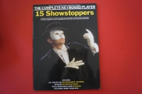 The Complete Keyboard Player: 15 Showstoppers Songbook Notenbuch Keyboard Vocal