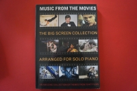 Music from the Movies (Piano Solos) Songbook Notenbuch Piano