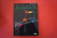 Movie Songs of the 70s Songbook Notenbuch Piano Vocal Guitar PVG