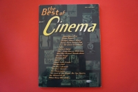 The Best of Cinema Songbook Notenbuch Piano Vocal Guitar PVG
