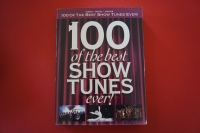 100 of the Best Show Tunes ever Songbook Notenbuch Piano Vocal Guitar PVG