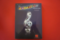 The Animation Collection Songbook Notenbuch Piano Vocal Guitar PVG