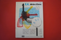 TV Detectives Songbook Notenbuch Piano