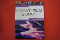 Really Easy Piano: Great Film Songs Songbook Notenbuch Easy Piano Vocal