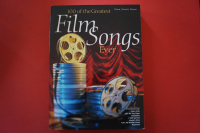 100 of the Greatest Film Songs ever Songbook Notenbuch Piano Vocal Guitar PVG