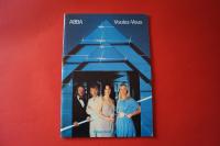 Abba - Voulez-Vous Songbook Notenbuch Piano Vocal Guitar PVG