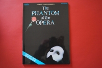 Phantom of the Opera Songbook Notenbuch Easy Piano Vocal
