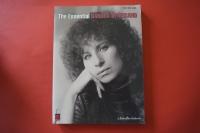 Barbra Streisand - The Essential Songbook Notenbuch Piano Vocal Guitar PVG