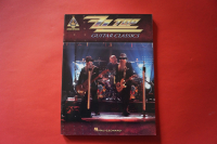 ZZ Top - Guitar Classics Songbook Notenbuch Vocal Guitar