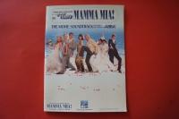 Mamma Mia (Abba Movie)  Songbook Notenbuch Easy Piano Vocal