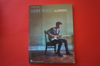 Shawn Mendes - Illuminate Songbook Notenbuch Piano Vocal Guitar PVG