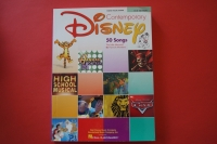 Contemporary Disney (2nd Edition) Songbook Notenbuch Piano Vocal Guitar PVG