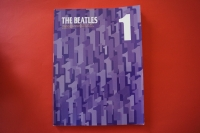 Beatles - 1 Songbook Notenbuch Piano Vocal Guitar PVG