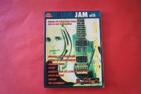 Joe Satriani - Jam with (mit CD) Songbook Notenbuch Guitar