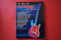 Whitesnake - The Best of for Guitar Songbook Notenbuch Vocal Guitar