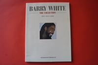 Barry White - Collection Songbook Notenbuch Piano Vocal Guitar PVG