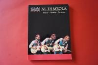 Al Di Meola - Artist Transcriptions Songbook Notenbuch Guitar