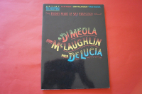Al Di Meola u.a. - Friday Night in San Francisco Songbook Notenbuch Guitar
