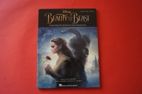 Beauty and the Beast (Film) Songbook Notenbuch Piano Vocal Guitar PVG