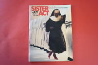 Sister Act Songbook Notenbuch Piano Vocal Guitar PVG